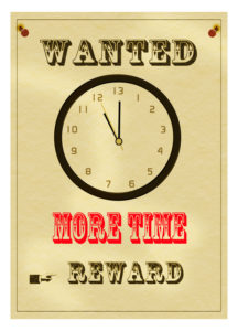 Reward for more time sign-compressed