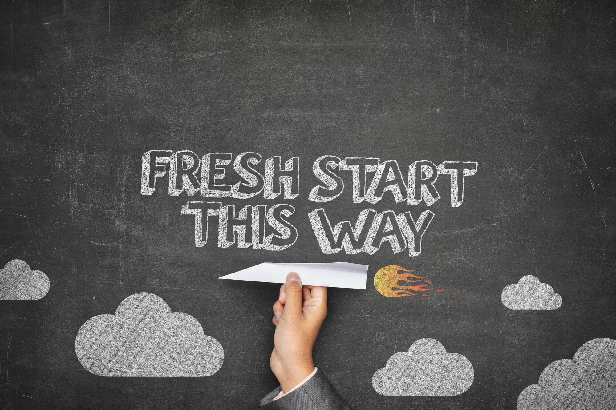 5 Steps to YOUR Fresh Start