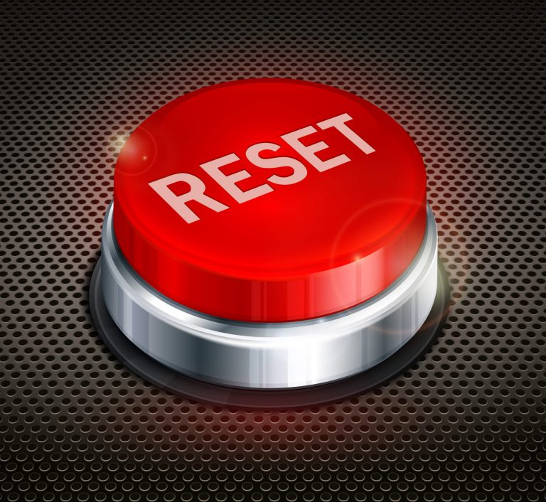 Read more about the article Hit the Reset Button