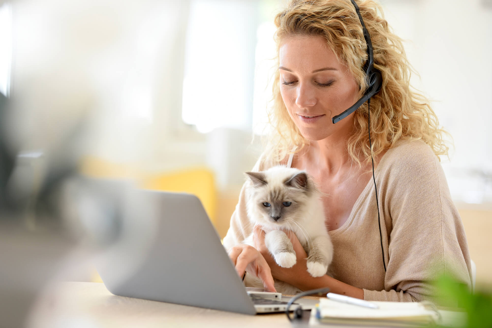 Read more about the article Working at Home: 5 Tips