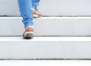 One Step…